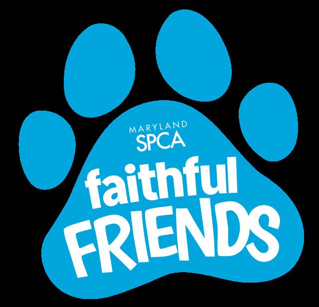 MD SPCA Faithful Friends logo